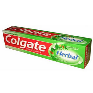 COLGATE CREMA DENTAL HERBAL BLANQ 70 G
