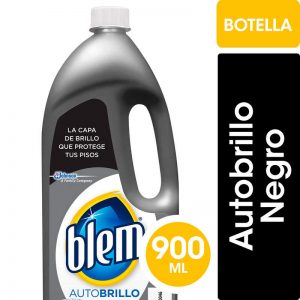 AUTOBRILLO NEGRO BLEM 900ML