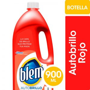 AUTOBRILLO ROJO BLEM 900ML