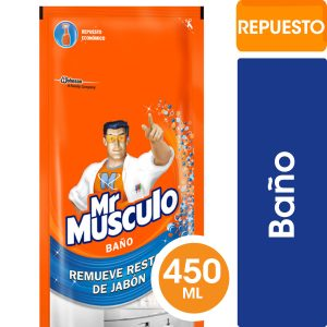 MR MUSCULO BAÑO DOY PACK