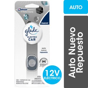GLADE ELECTRIC CAR REPUESTO AUTO NUEVO 3.2 ML