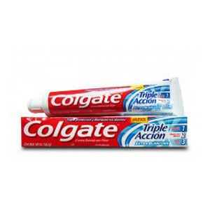 COLGATE CREMA DENTAL TRIPLE ACCION 180 G