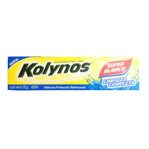 KOLYNOS CREMA DENTAL X 70 G