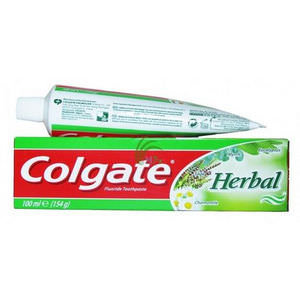 COLGATE CREMA DENTAL HERBAL BLANQ 90 G