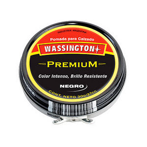 WASSINGTON POMADA MARRON 30 GRS
