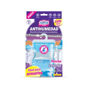 AIRE PUR ANTIHUMEDAD PERCHA INVOLCABLE