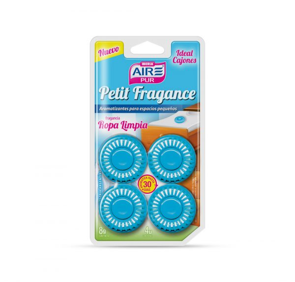 AIRE PUR PETIT FRAGANCE ROPA LIMPIA