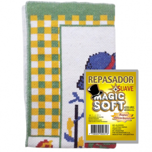 MAGIC SOFT REPASADOR DIX LIMPIEZA